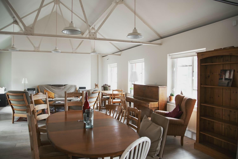 Ziferblat freelancer cafe London