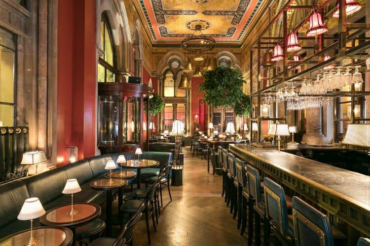 George's Bar Kings Cross
