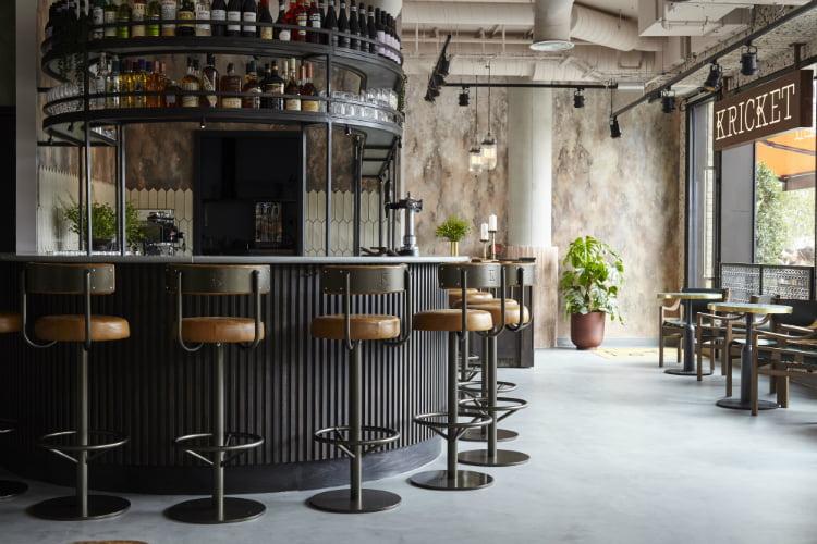Kricket White City - recently opened restaurants
