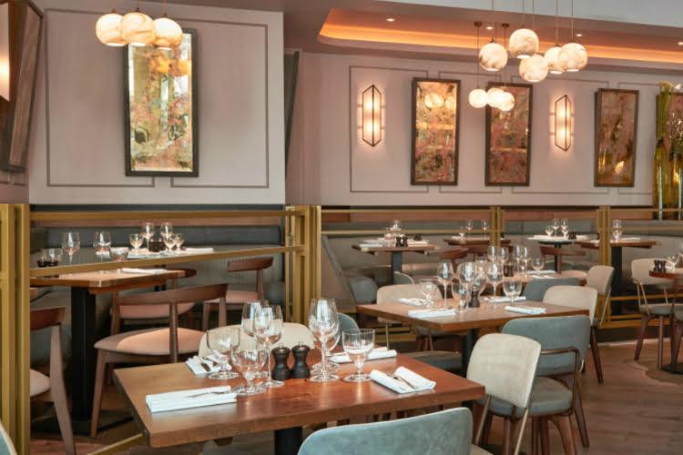 Aster Victoria Restaurants