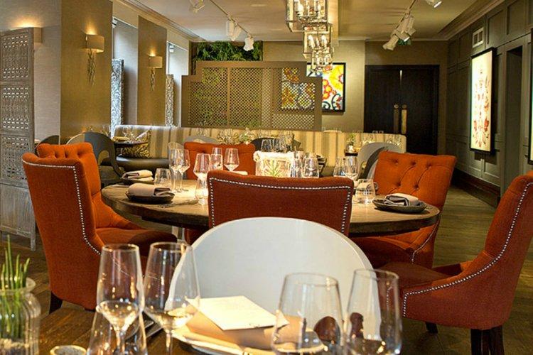 Caxton Bar Grill & Lounge Victoria Restaurants