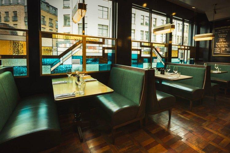 Hawksmoor best Spitalfields restaurants