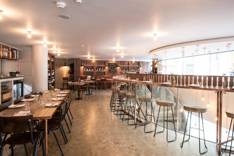 The Other Naughty Piglet - victoria restaurants