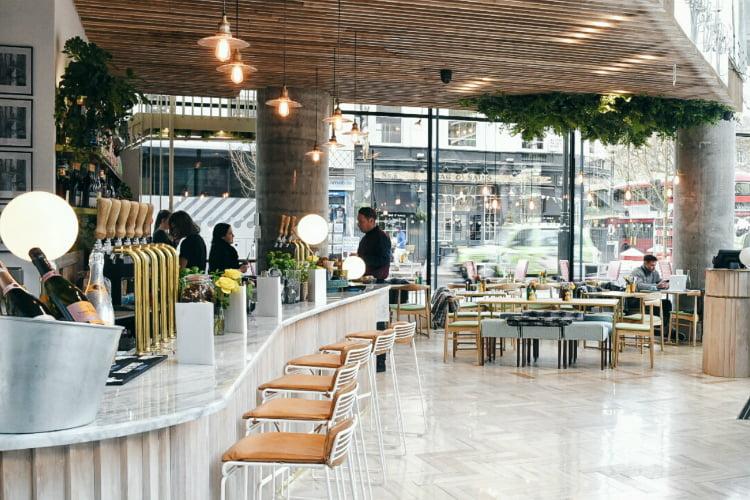 Timmy Green Victoria Restaurants