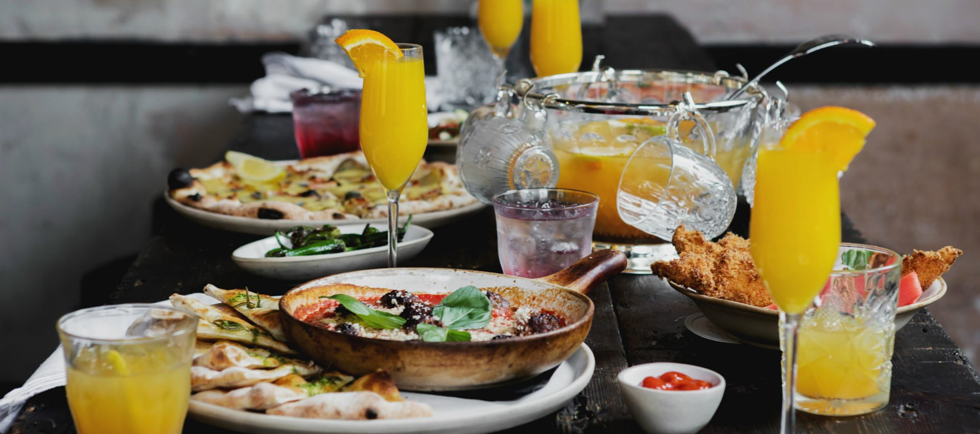 The Best Bottomless Brunches in London