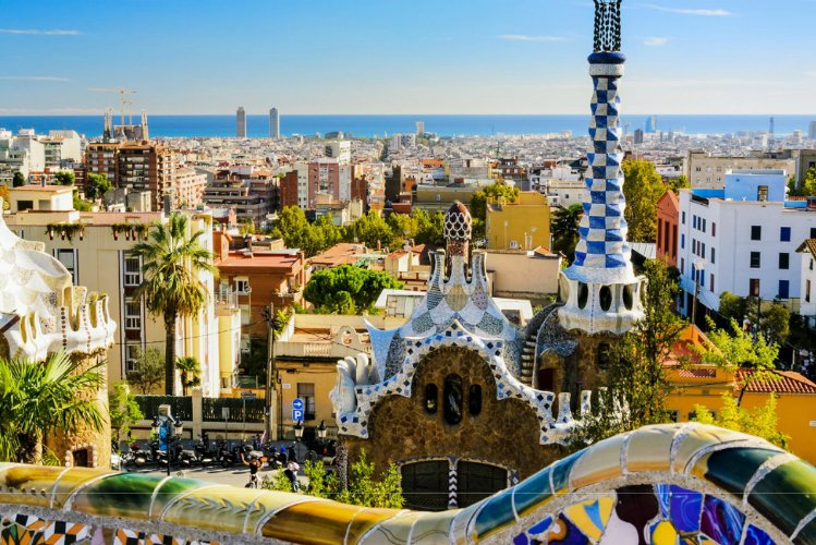 48 hours in Barcelona City Guide