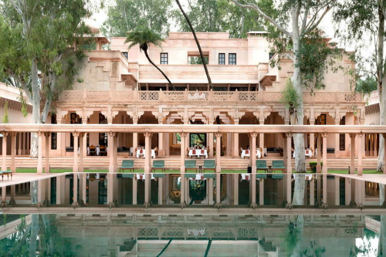 Amanbagh - worlds coolest yoga retreats