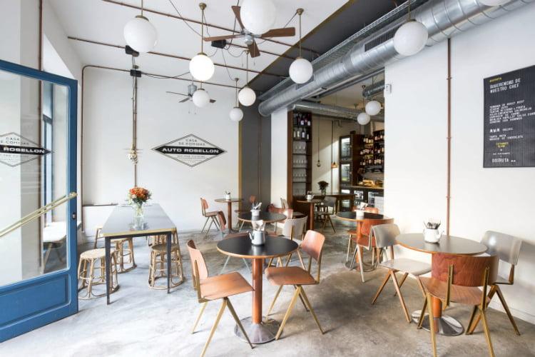 Auto Rosellon - best restaurants in Barcelona