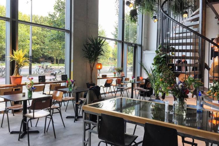 Benjis - coolest cafes in Amsterdam