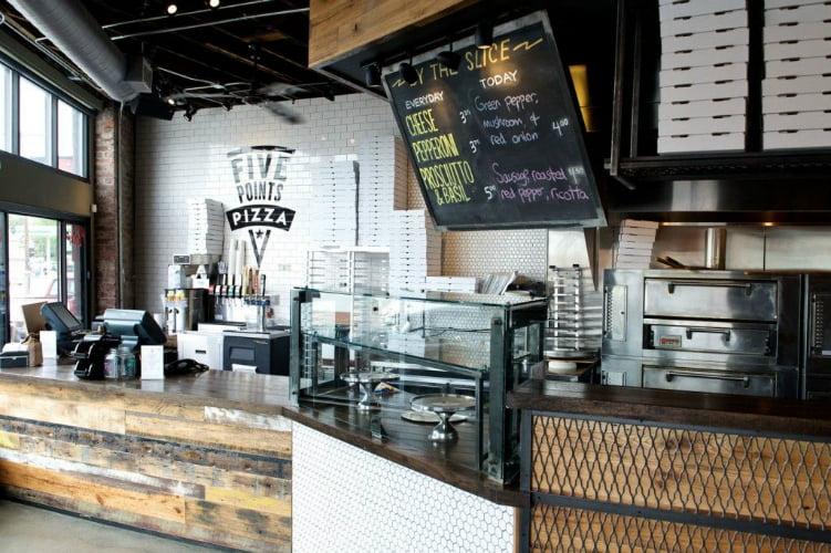Five Points Pizza - best restaurants in Nashville