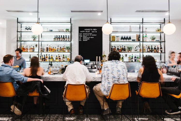Henrietta Red - best restaurants in Nashville