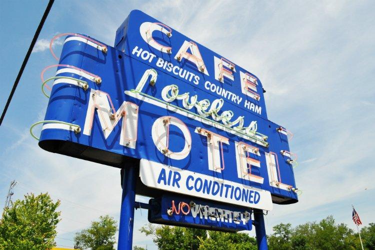 Loveless Cafe - best restaurants in Nashville