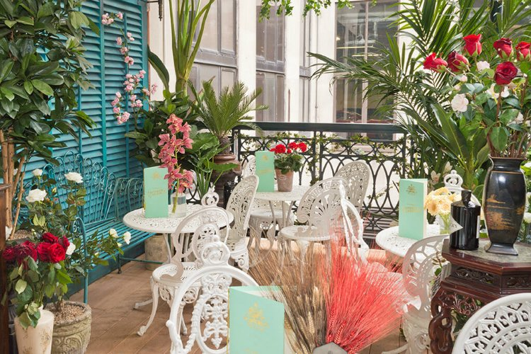 Mr Fogg's Residence - rooftop bars in London