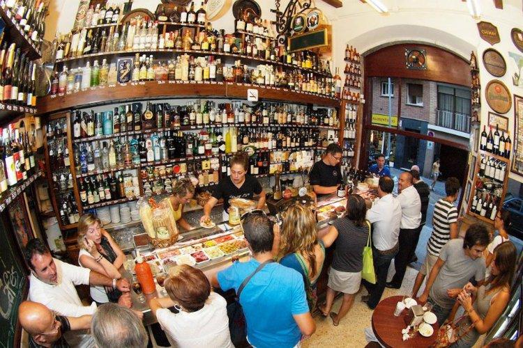 Quimet y Quimet - best bars in Barcelona