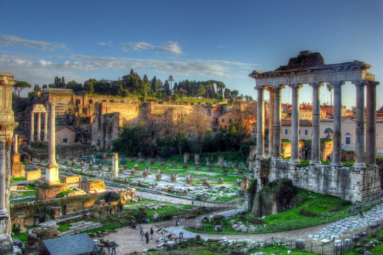 Roman Forum - 48 hours in Rome