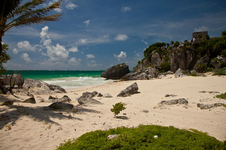 insiders guide to tulum - beaches