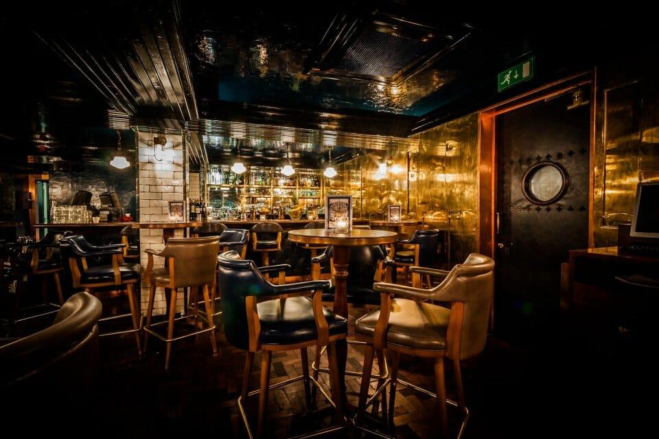 Hawksmoor Cocktail Bar shoreditch
