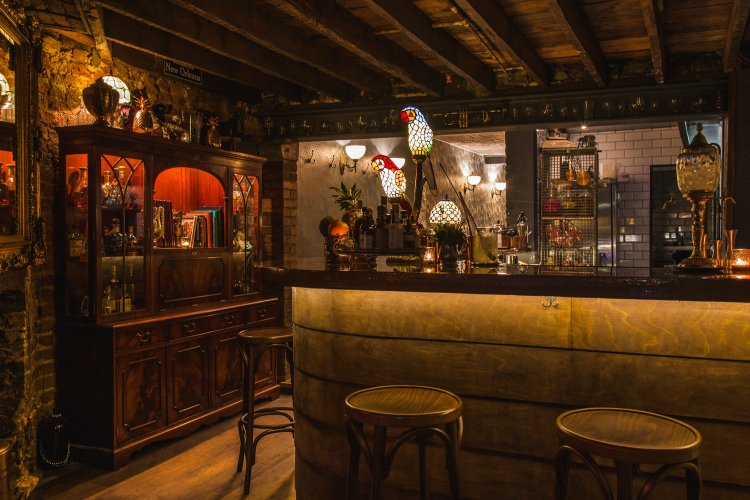 NOLA - London bars with live music