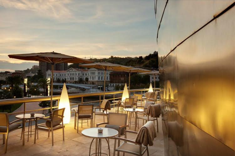 Bistro Guggenheim - amazing places to eat in Bilbao