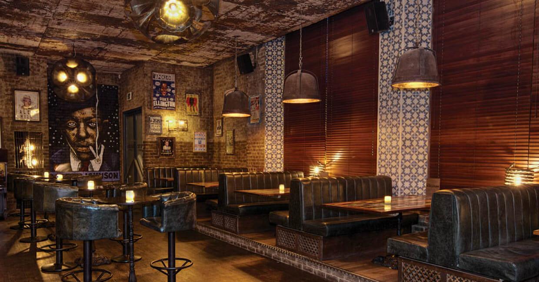 Blues Kitchen Shoreditch bar