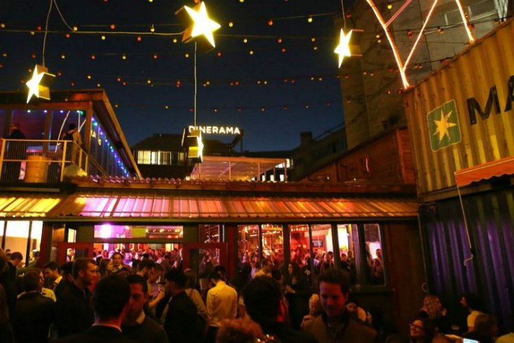 Dinerama - things to do in Shoreditch