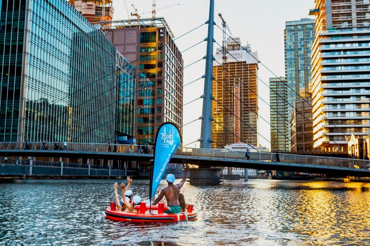 Hot Tug quirky things to do in London