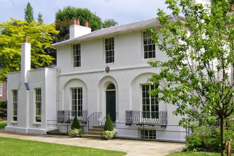 Keats House - London date ideas