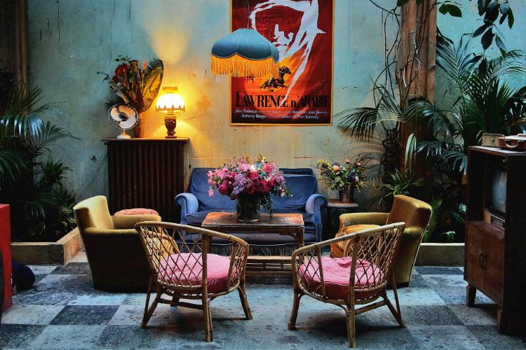Le Comptoir General - hidden bars in Paris