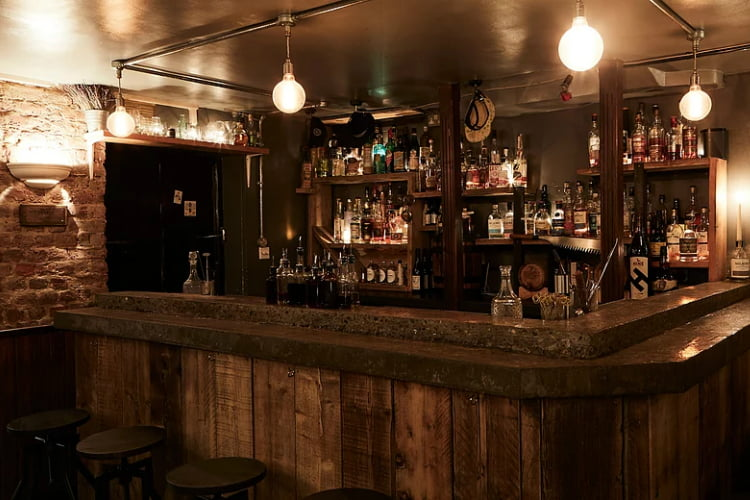 Milroys Vault Soho - best London bars with live music