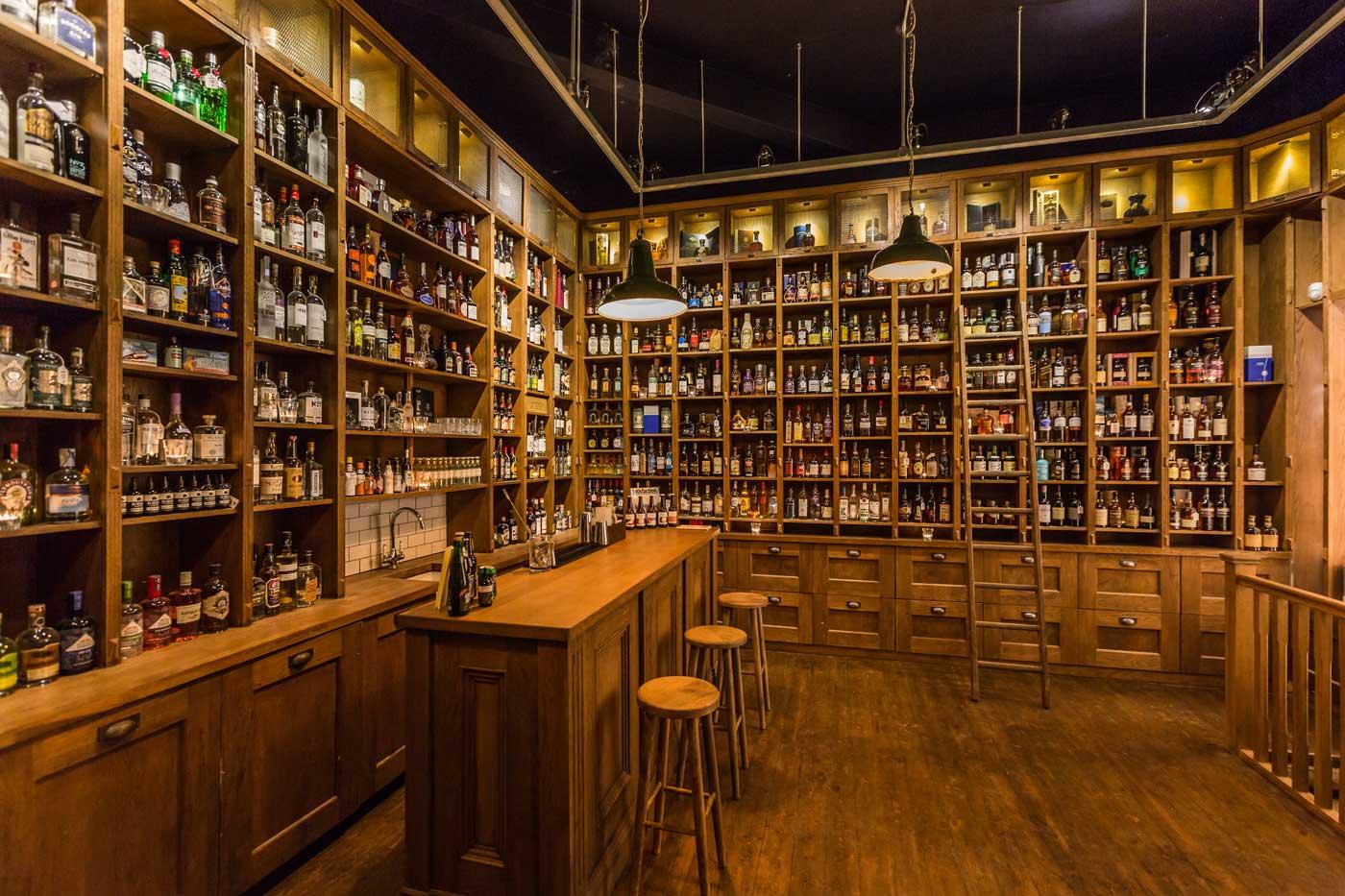 TT Liquor Shoreditch bars