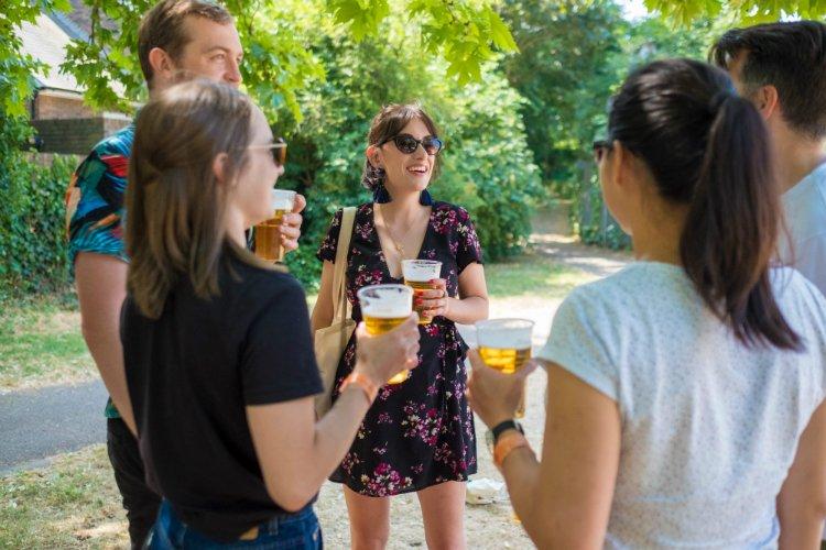 HonestBrew summer beer selection