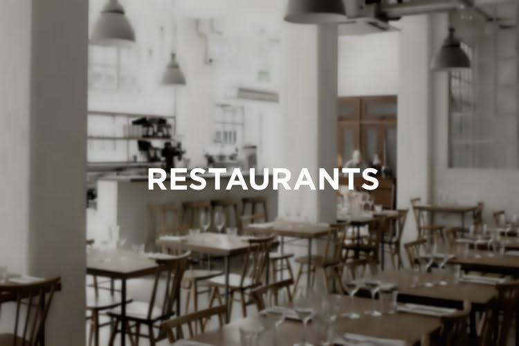Restaurants in Shoreditch