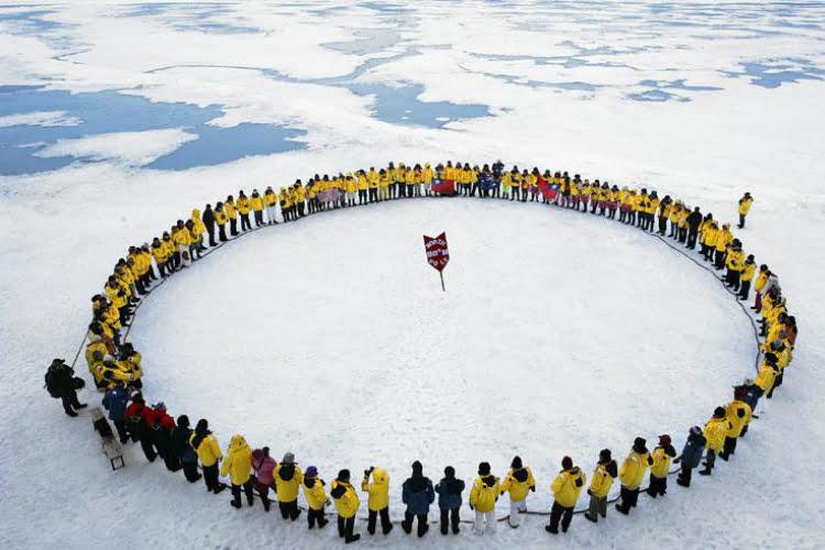 Arctic North Pole - adventure holidays