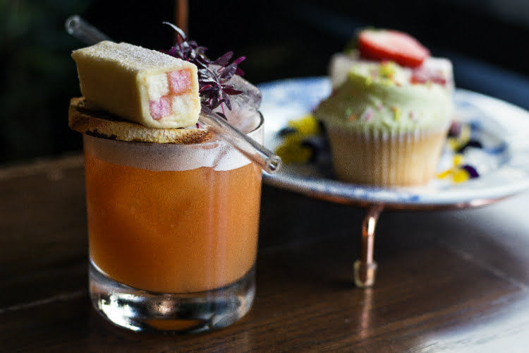 Cocktail Trading Company - afternoon tea London
