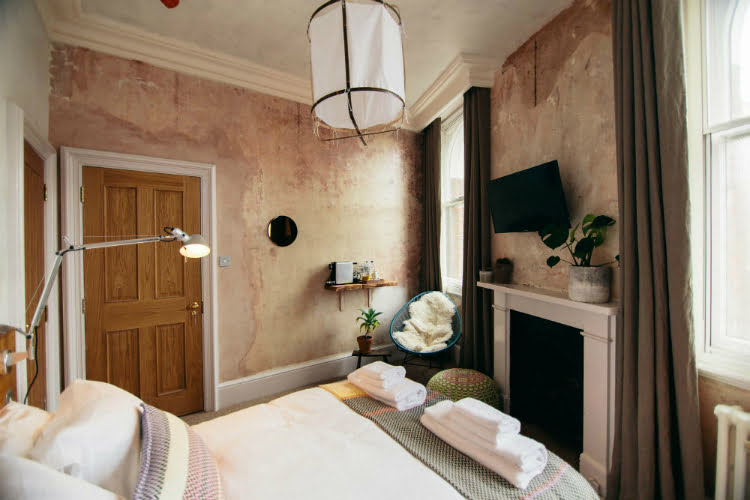 Culpeper boutique Hotel London