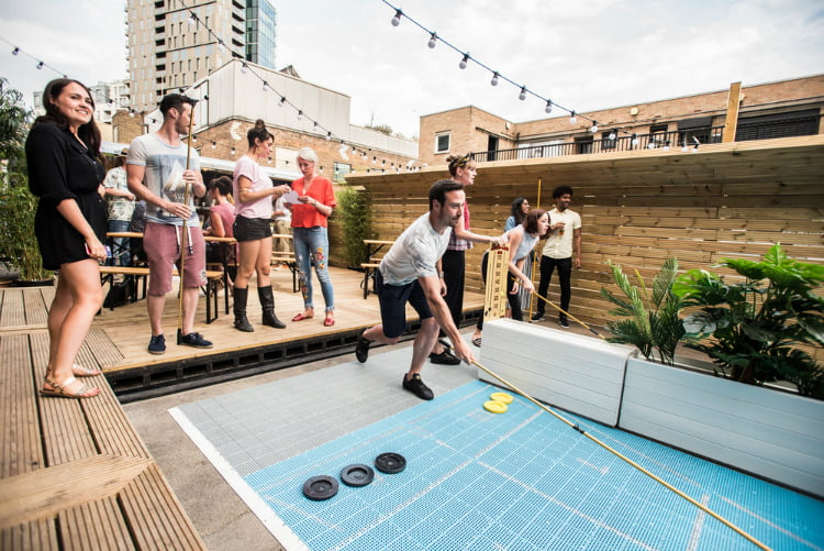 London Shuffle Club - quirky things to do in London