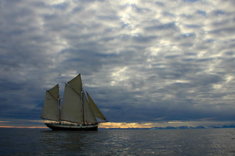 Sail Like A Viking - adventure holidays for the brave