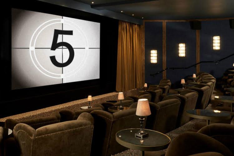 Shoreditch date ideas - electric cinema