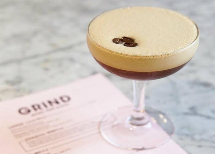 Best Espresso Martini in London - Grind