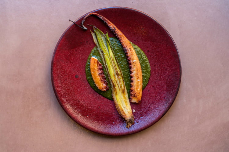 Ikoyi - Michelin star restaurants London