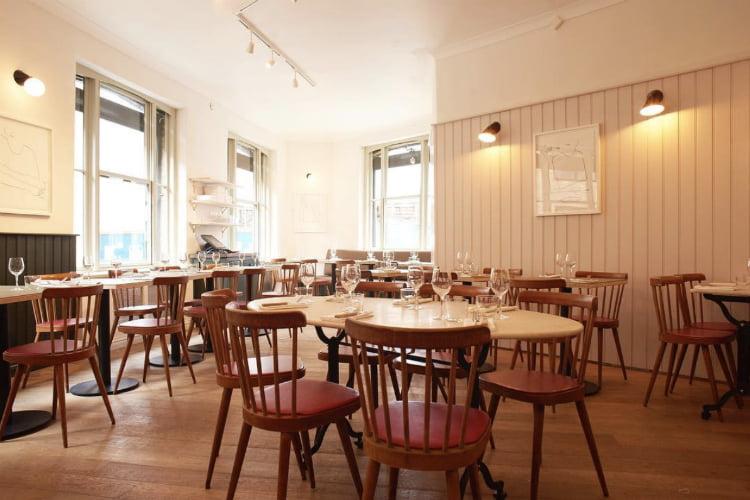 Leroy - Michelin star restaurants London