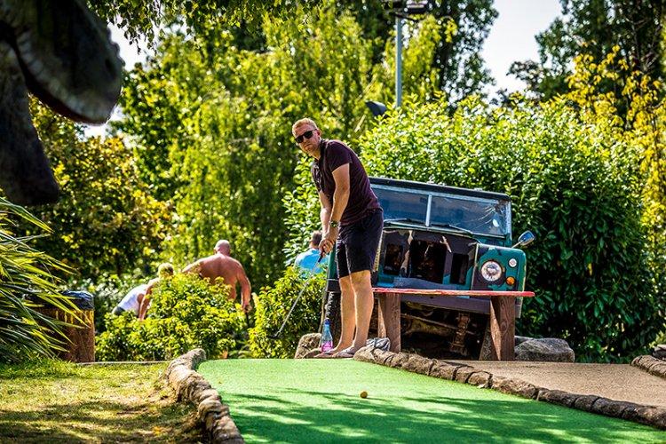 Mr Mulligans Crazy Golf London