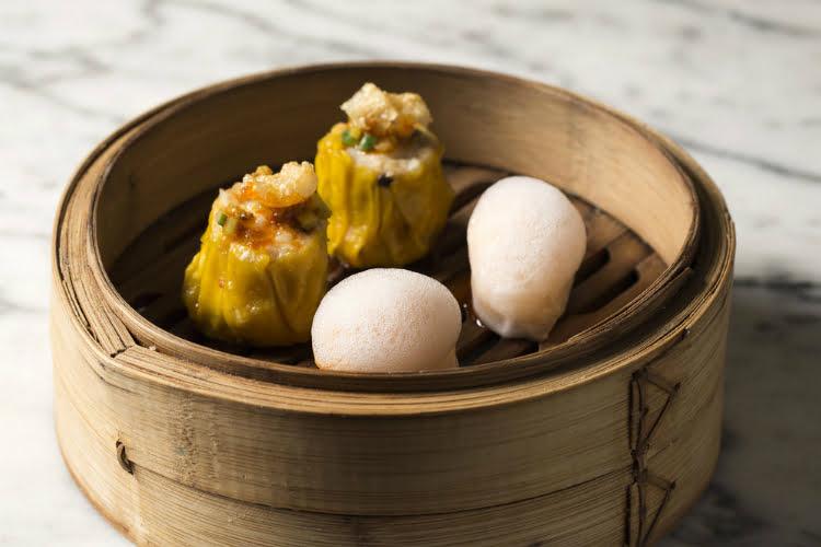 A Wong - Michelin star restaurants London