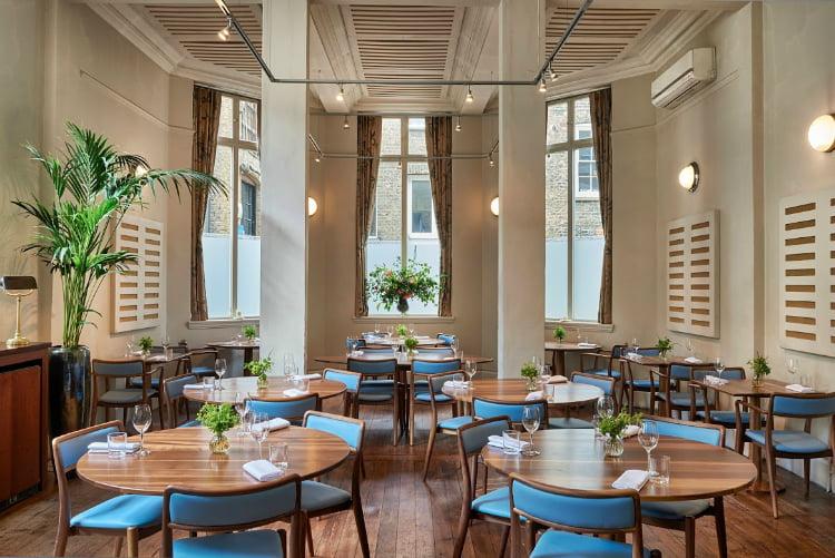 Clove Club - Michelin star restaurants London