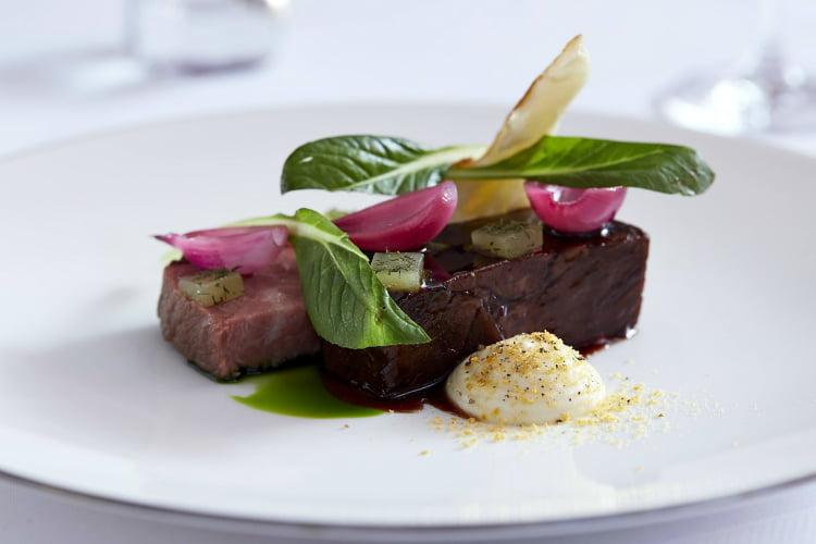 Dining Room at The Goring - Michelin star restaurants London