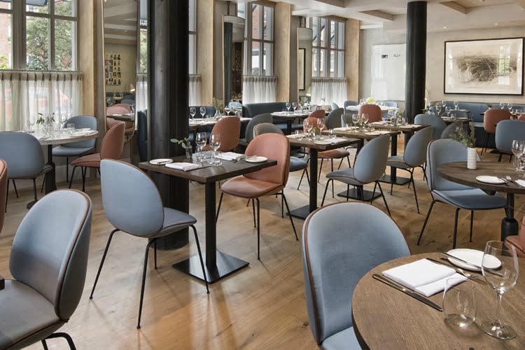Elystan Street - Michelin star restaurants London