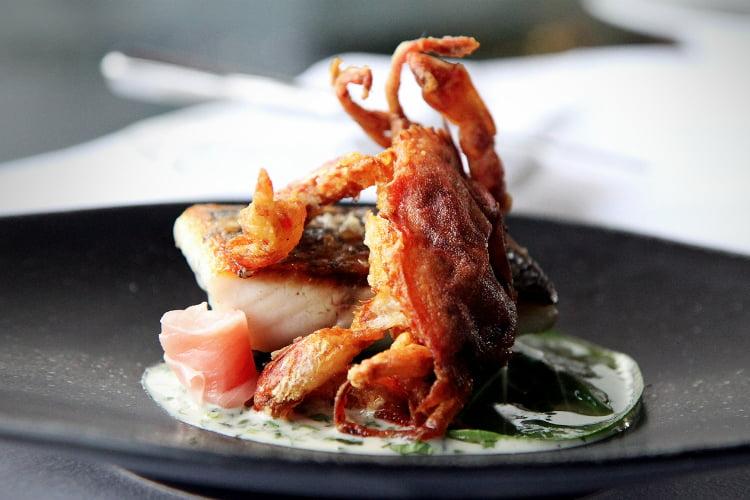 Glasshouse Kew - Michelin star restaurants London