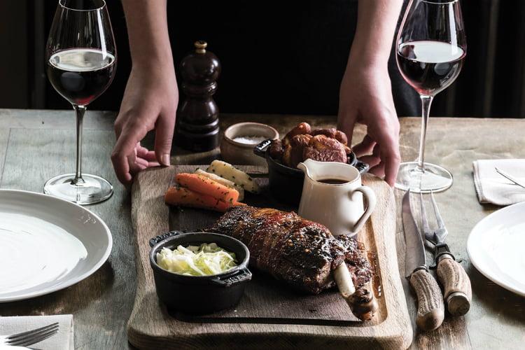Harwood Arms - Michelin star restaurants London