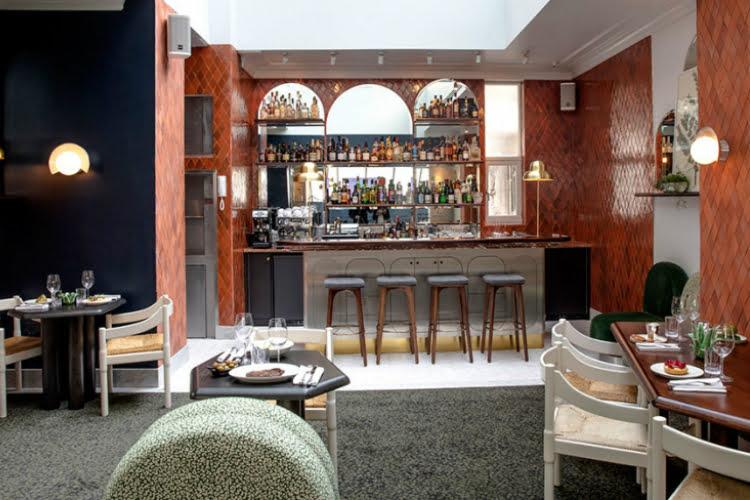 Henrietta best restaurants in Covent Garden