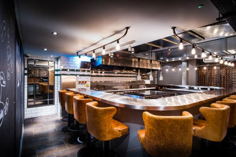 Kitchen Table - Michelin star restaurants London